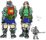 Jacinta's Exoskeleton