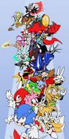 29 Years of Sonic