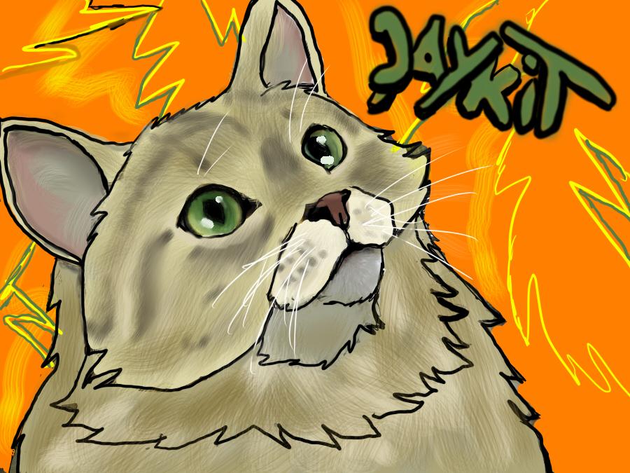 Jaypaw Warrior Cats