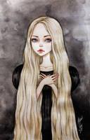 Rapunzel by BlackFurya