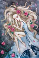 Sleeping Beauty by BlackFurya