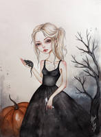 Cinderella by BlackFurya