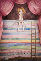 Princess and the Pea by BlackFurya