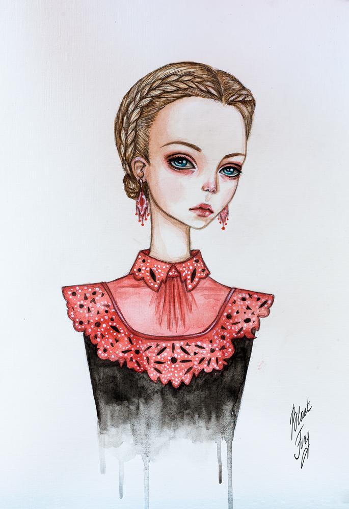 Valentino style by BlackFurya