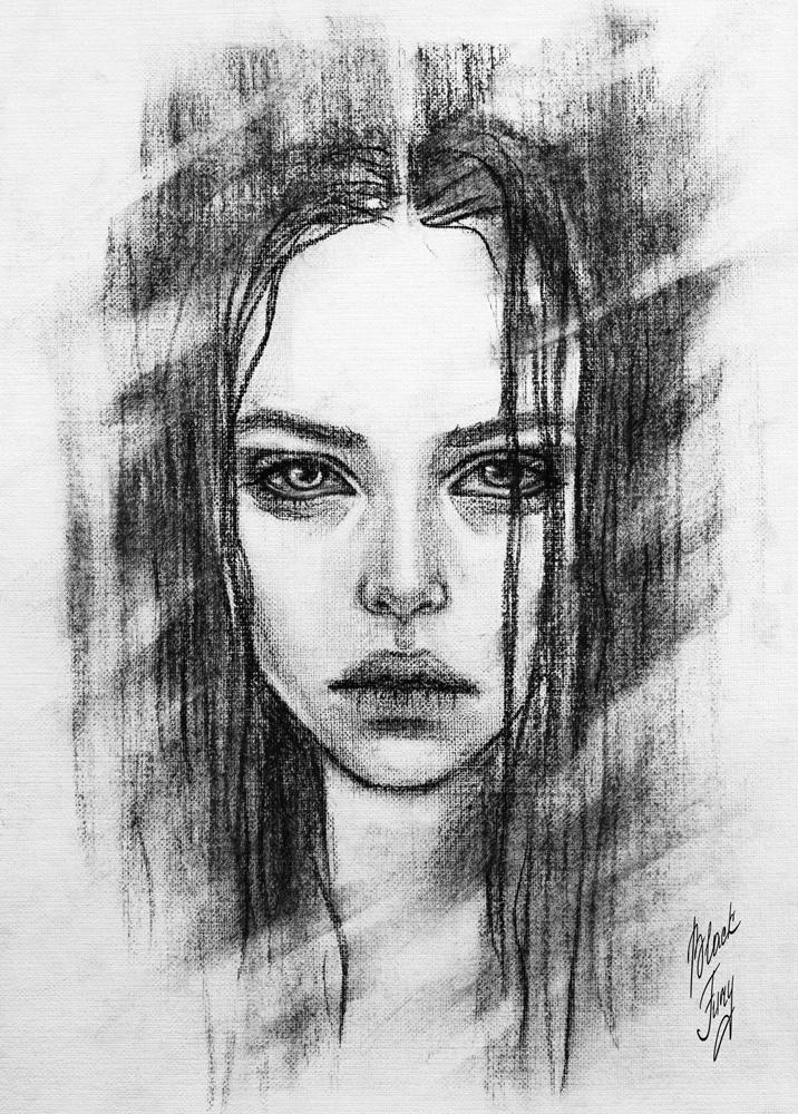 black and white 3 by BlackFurya