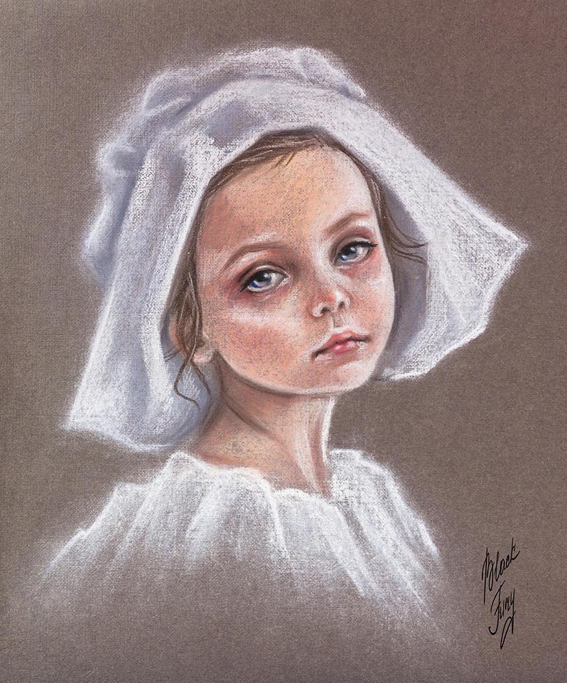 Girl by BlackFurya