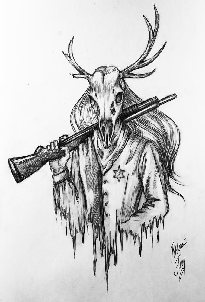 Sheriff by BlackFurya