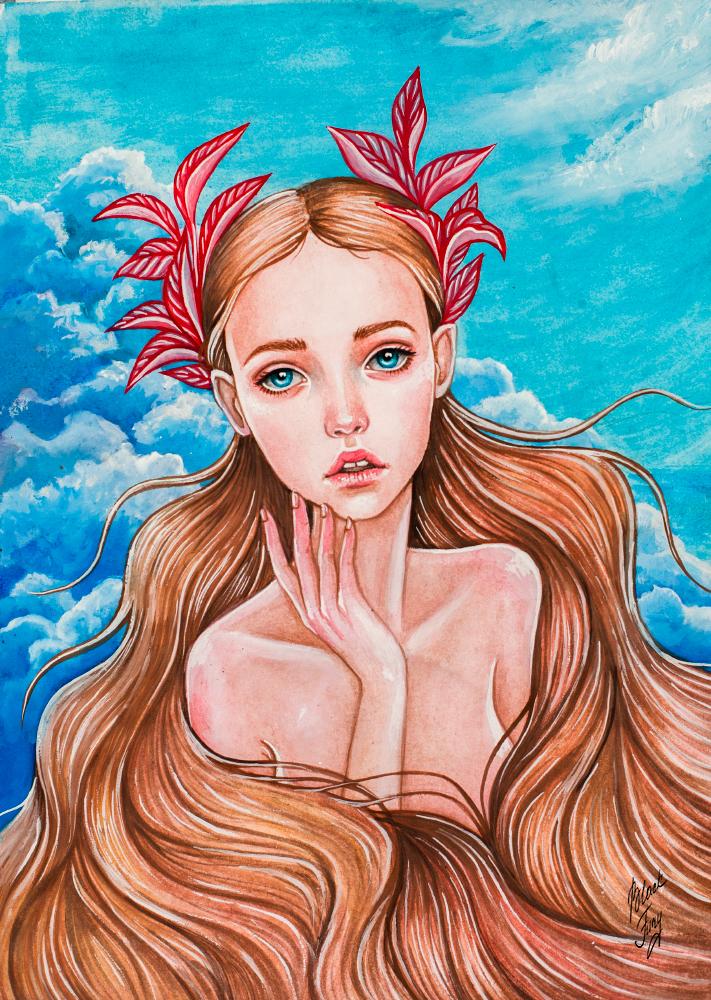 Mermaid by BlackFurya