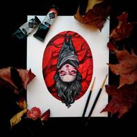 Carmilla by BlackFurya