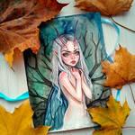 Forest Elf by BlackFurya