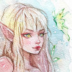 April elf from the left side