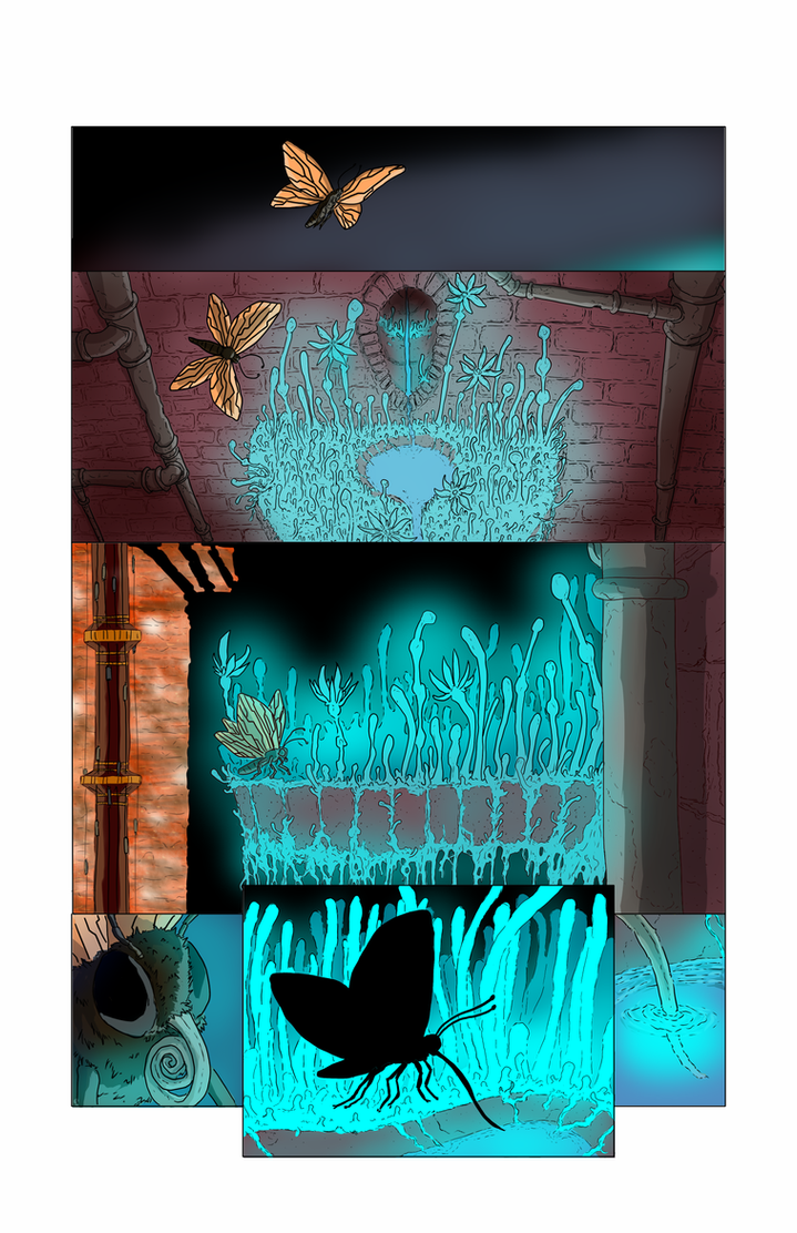 Radji and the Rat- Issue 1, Page 1 by LadyRedfingers