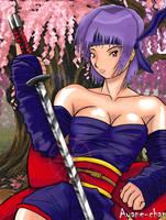 Ayane chan by darkknightstrikes