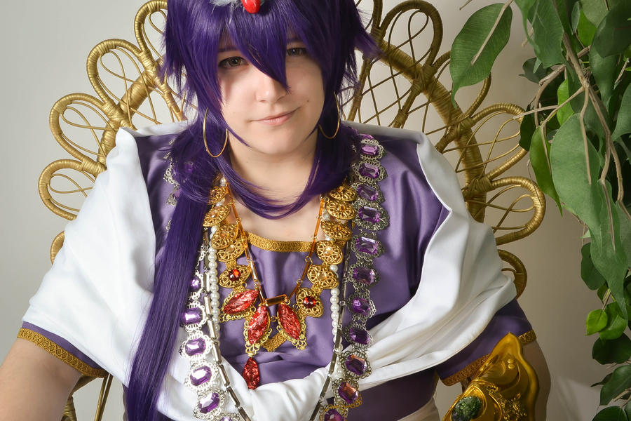 Magi - Sinbad the king! by Tohkoe