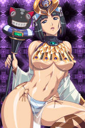 Menace from Queen's Blade by EcchiAnimeEdits