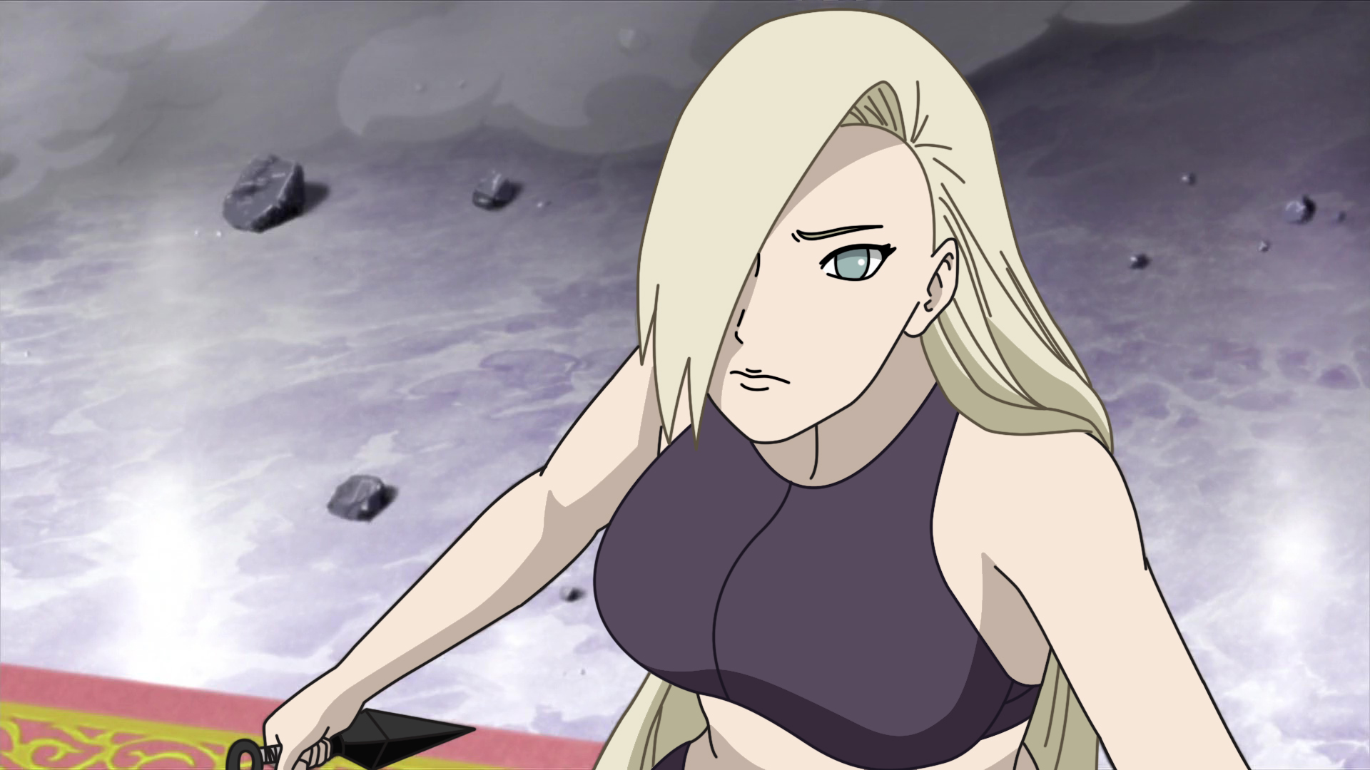 Anime Breast Expansion ino yamanaka the last ~ breast expansion jutsu!