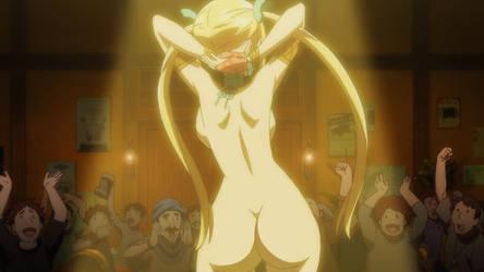 Lucy Heartfilia dancing - Nude edit by EcchiAnimeEdits