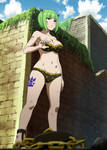 Brandish ready to fight Lucy
