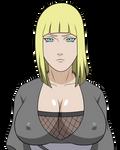 Samui from Naruto Shippuden