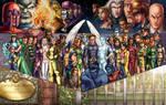 X-Men Color