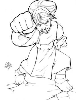 Toph to color
