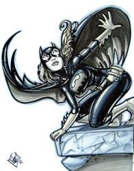 Batgirl Mega Con by ComfortLove