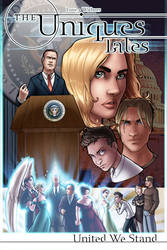 The Uniques Tales 9 cover by ComfortLove