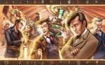 Dr. Who Extravaganza
