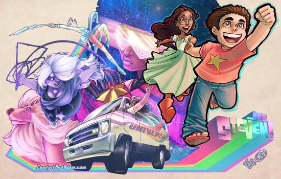 Steven Universe Awesomeness!