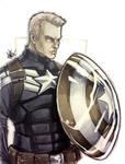 Captain America Dragon Con 2015