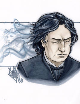 Snape HeroesCon2016