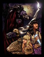 The Dark Crystal by ComfortLove