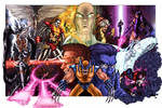 X-Men color poster