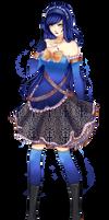 MI - Scarlet Maid work (2) by Miyusuki