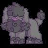 Poodle Black by tomeofbubbies