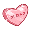 Heart Token by tomeofbubbies