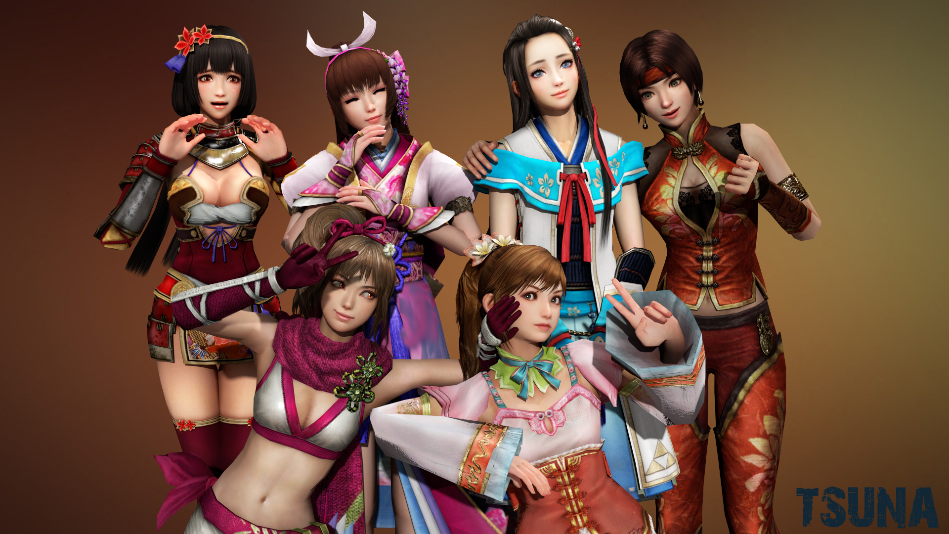 Dynasty warriors 3 hentai e-galleries exploited clip