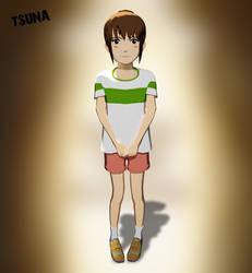 Chihiro by OTsunaO