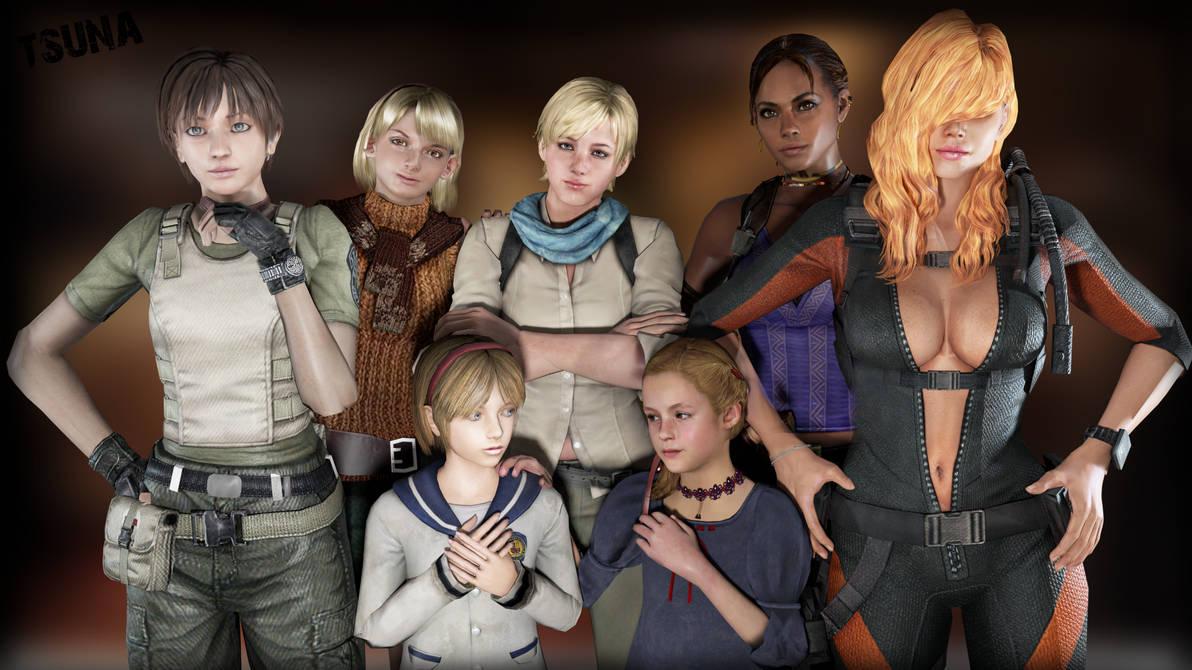 End your fear ☠ in 2020 | Resident evil girl, Resident