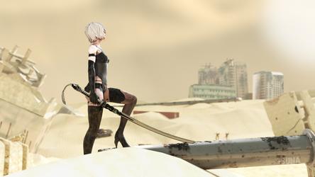 Memories of Dust by OTsunaO