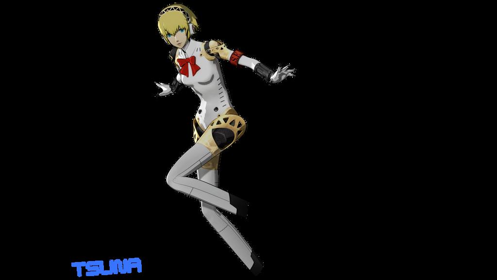 Aegis - Persona 3 by OTsunaO
