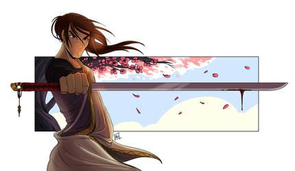 Masahiro - Grassblades by FeloniusMonk