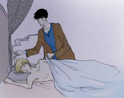 Sweet dreams by alirodina