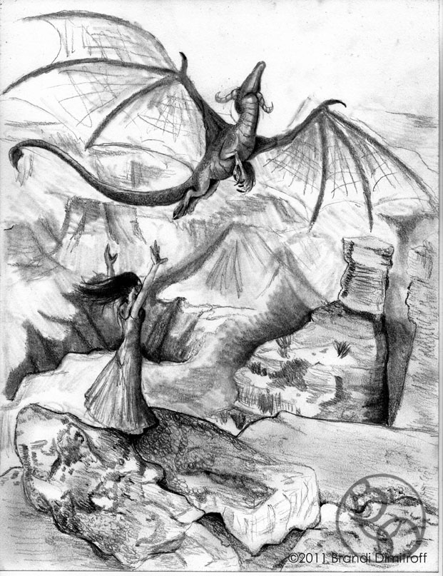 Dragon Ridge by SoulFragments