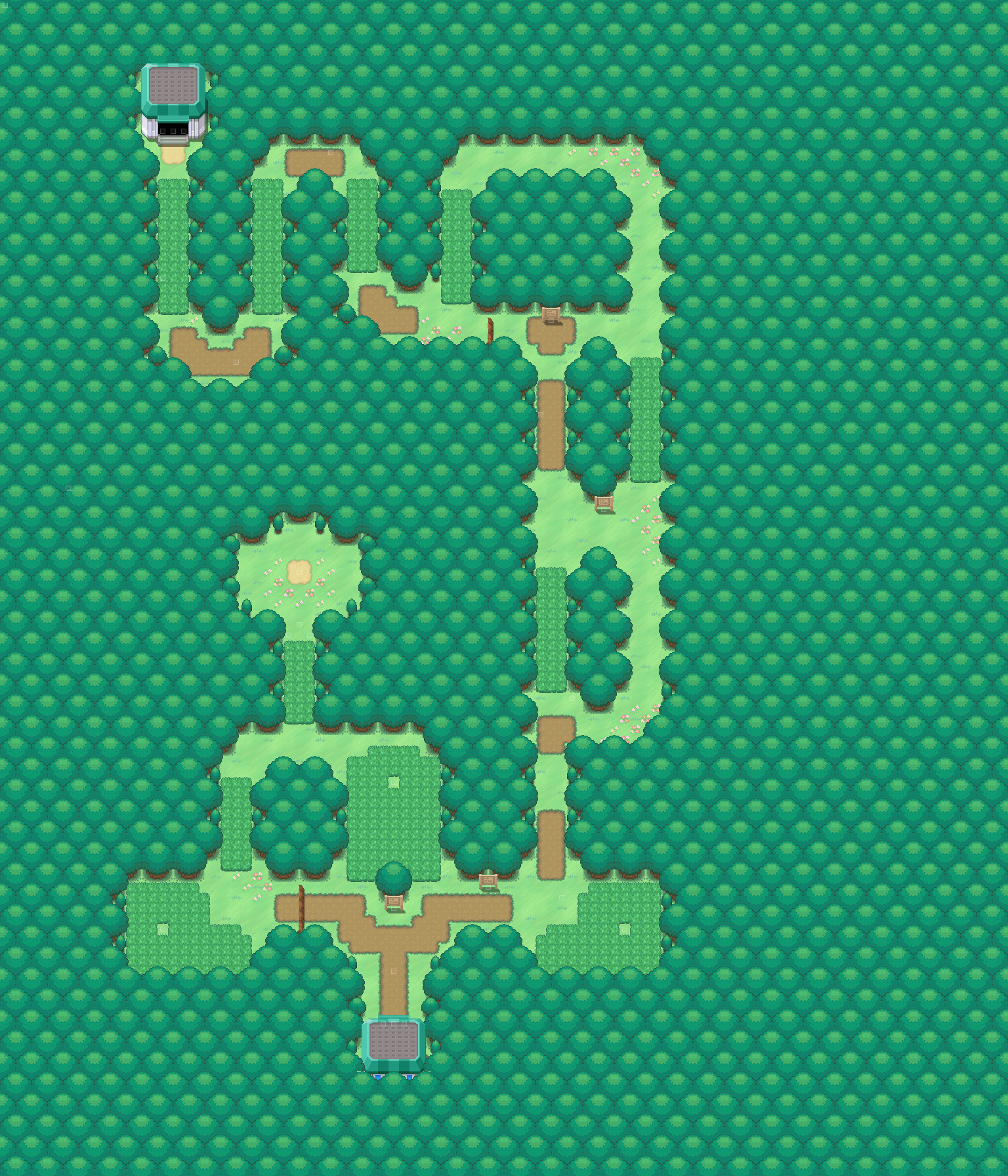 Viridian Forest v3 by 44tim44