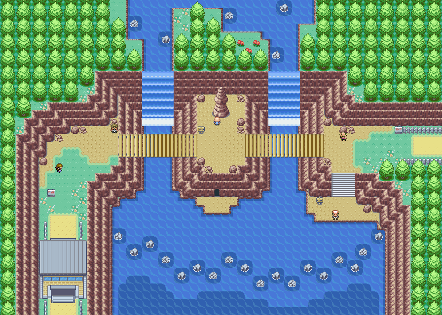 Route 3 - Seaside Cliff by 44tim44