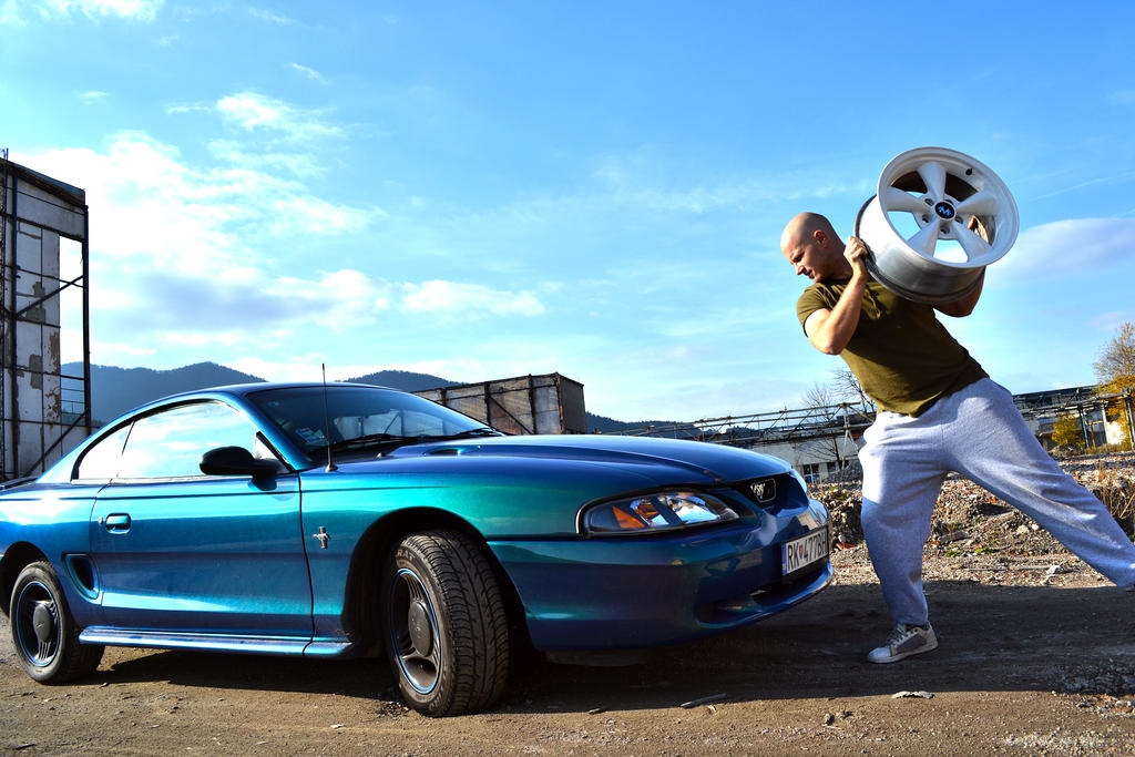 Mustang 94 by Silwerra