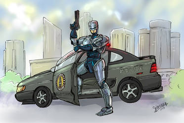 RoboCop_the series Mustang 94