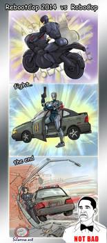 Robocop vs RebootCop2014