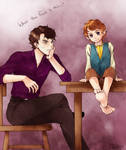 Sherlock and Bilbo